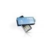 """Goodram Pendrive, 32GB, USB 2.0, 20/5 MB/sec, fémház, GOODRAM """"Cube"""", kék"""
