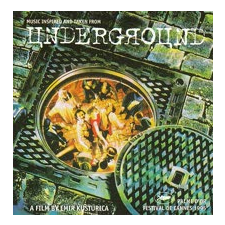 Goran Bregovic Underground (CD) filmzene