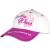 Gorilla Wear Lady Logo baseball sapka (fehér/pink) (1 db)
