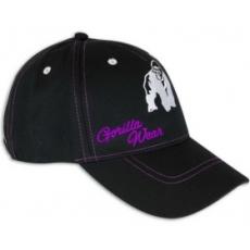 Gorilla Wear Lady Signature baseball sapka (fekete) (1 db)