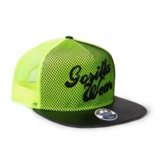 Gorilla Wear Mesh Cap - Neon Lime