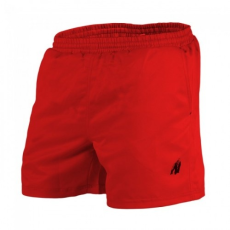 Gorilla Wear Miami Shorts - Red