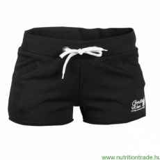 Gorilla Wear Női NEW JERSEY SWEAT SHORT fekete XS Gorilla Wear