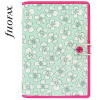 Goss Filofax Cover Story Bloom Personal, Zöld