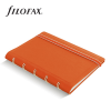 Goss Filofax Notebook Classic Pocket, Narancs