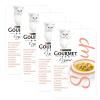 Gourmet 4x40g Gourmet Soup tonhal & szardella nedves macskatáp