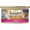 Gourmet Gold Paté 12 / 24 / 48 x 85 g - Pulyka (12 x 85 g)