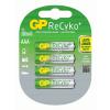 GP akku típus ReCyko+ HR03 Micro AAA 4db/csom. 800mAh