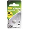 GP gombelem LR44 (A76) 1db/bliszter