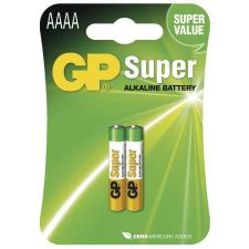 GP Super speciális elem AAAA (25A) 2db/bliszter speciális elem