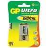 GP Ultra Alkaline 9 V elem