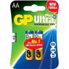 GP Ultra Plus LR6 (AA) 2 db bliszter