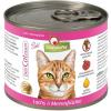 Granatapet DeliCatEssen lazacos és tenger gyümölcseis konzerv macskáknak (6 x 200 g) 1.2kg