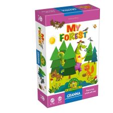 Granna My forest - Az én erdőm társasjáték