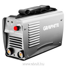 Graphite inverteres hegesztőgép igbt 230v, 160a hegesztés