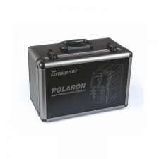 Graupner SJ Alu-koffer a POLARON töltőkhöz rc modell kiegészítő