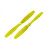 Graupner SJ Graupner 3D Prop 8x4,5 légcsavar (2 db) - sárga