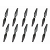 Graupner SJ Graupner COPTER Prop 6x3 légcsavar (10 db) - fekete