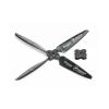 Graupner SJ Graupner RADIUS Prop 10x5 4-lapátos hátrahajló légcsavar (1 db) - jobbos