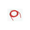 Graupner SJ Silikonový kabel 1,6qmm, 15AWG, 1metr, červený