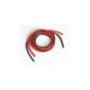 Graupner SJ Silikonový kabel 6,6qmm, 9AWG, 2x metr, černý a červený