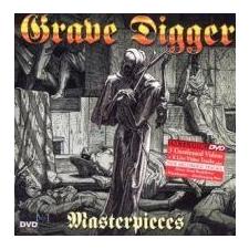 GRAVE DIGGER - Masterpieces CD egyéb zene