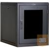 """Great Lakes GL13E-6060G-BL 13U 600 x 600 19""""-os álló rack szekrény"""