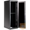 """Great Lakes GL37E-6060G-BL 37U 600 x 600 19""""-os álló rack szekrény"""