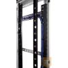 Great Lakes VLB-4460 Lacing bar kit, 1 db vertikális, 2 db horizontális lacing bar + 6 db CM-01 tépőzáras kábelrendező, 44U 600 mm mély rack szekrényhez
