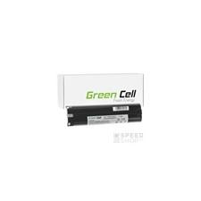 Green Cell Makita 4000 DA390D 2000mAh 9.6V Ni-MH, szerszámgép akkumulátor barkácsgép akkumulátor