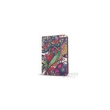 GreenGo univerzális tablet tok 9-10 colos, népművészeti mintás tablet tok