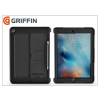 GRIFFIN Apple iPad Pro 12.9 ütésálló védőtok - Griffin Survivor Slim - black/black
