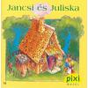Grimm testvérek Jancsi és juliska - pixi mesél 14.