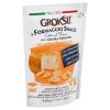 Groksí! ropogós, korong alakú sajt snack 24 g