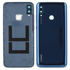 GSMOK Akkumulátor Telefontok Ház Huawei P Smart 2019 Kék mobiltelefon, tablet alkatrész