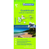 Guadeloupe térkép - Michelin 137