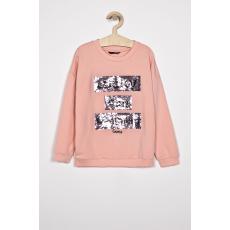 GUESS JEANS - Gyerek felső 118-175 cm - pasztell rózsaszín - 1386517-pasztell rózsaszín