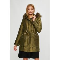 GUESS JEANS - Kapucnis kabát - zöld - 1411816-zöld