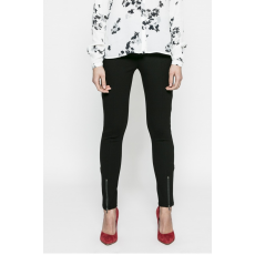 GUESS JEANS - Legging Ginny - fekete - 1156310-fekete