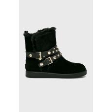 GUESS JEANS - Magasszárú cipő - fekete - 1481643-fekete
