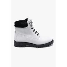GUESS JEANS - Magasszárú cipő Tamara - halványzöld - 1310333-halványzöld