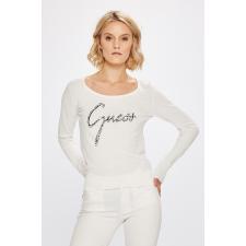 GUESS JEANS - Pulóver - fehér - 1312674-fehér női pulóver, kardigán
