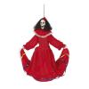 Guirca Függő dekoráció - Csontváz ruhában (80 cm)