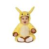 Guirca Jelmez a legkisebb számára - Pikachu Pokémon Méret: 6 - 12 mesiacov