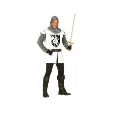 Guirca Jelmez - középkori lovag - fehér Méret - felnőtt: L jelmez