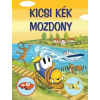 Gulliver Könyvkiadó Nagy Éva: Kicsi Kék Mozdony