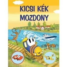 Gulliver Könyvkiadó Nagy Éva: Kicsi Kék Mozdony gyermek- és ifjúsági könyv