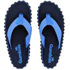 Gumbies Flip - flop Gumbies Duckbill Navy Szín: kék / Cipőméret (EU): 46