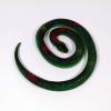 Gumi Kígyó zöld-piros