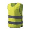 Gyerek biztonsági mellény sárga - testmagasságik 119cm-ig